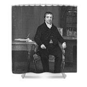 John Jacob Astor Shower Curtain
