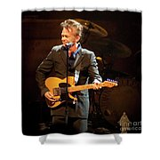 John Mellencamp 437 Shower Curtain