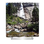 John Muir Trail Shower Curtain