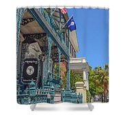 John Rutledge House Shower Curtain
