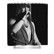 John Schlitt 11 Shower Curtain