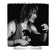 John Schlitt 15 Shower Curtain