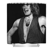 John Schlitt 17 Shower Curtain