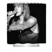 John Schlitt 19 Shower Curtain