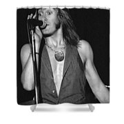 John Schlitt 20 Shower Curtain