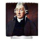 John Wilkinson (1728-1808) Shower Curtain