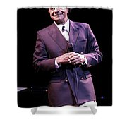 Johnny Mathis Shower Curtain