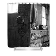 Join The Stay Shower Curtain