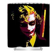 Joker 10 Shower Curtain