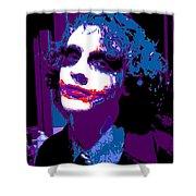 Joker 12 Shower Curtain