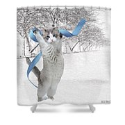 Jolly Shower Curtain