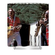 Jonathan Edwards Shower Curtain
