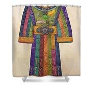 Josef's Coat Shower Curtain