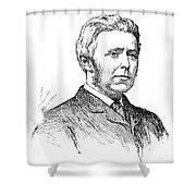 Joseph Bell (1837-1911) Shower Curtain