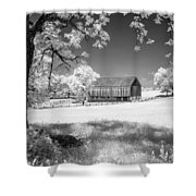 Joseph Poffenberger Farm 8d00232 Shower Curtain