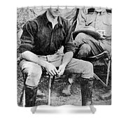Joseph Warren Stilwell Shower Curtain