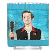 Josh Aldridge Shower Curtain