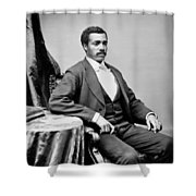 Josiah Thomas Walls (1842-1905) Shower Curtain