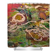 Journey Forth Shower Curtain