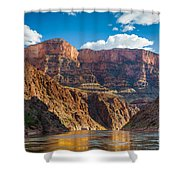 Journey Through The Grand Canyon Shower Curtain