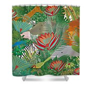 Joy Of Nature Limited Edition 2 Of 15 Shower Curtain