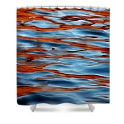Joy Of Pain Shower Curtain by Donna Blackhall