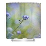 Joyful Awakening Shower Curtain