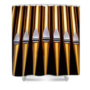 Joyful Noise Shower Curtain
