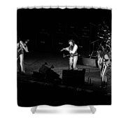 Jt #8 Crop 2 Shower Curtain