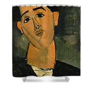 Juan Gris Shower Curtain