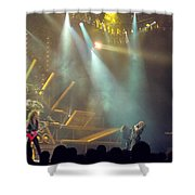 Judas Priest Shower Curtain