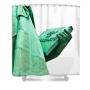 Juli Iv Shower Curtain