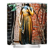 Juliet My Love Shower Curtain