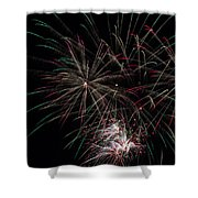 July 4th 2014 138 Shower Curtain by Chad Rowe