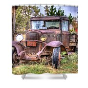 Junk Yard Special Shower Curtain
