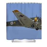 Junkers Ju-52 Shower Curtain