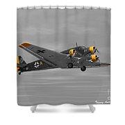 Junkers Ju 52 Shower Curtain