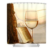 Just A Beautiful Day Shower Curtain
