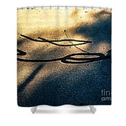 Just Another Day Shower Curtain