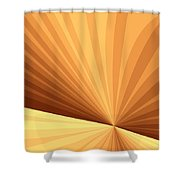 Just Graphic Shower Curtain