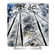 Just Too High... Shower Curtain
