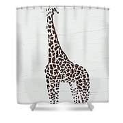 Just..one..more..inch.. Shower Curtain