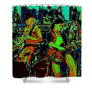 Jwinter #10 Enhanced Colors 1 Shower Curtain