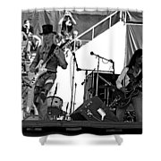 Jwinter #19 Crop 2 Shower Curtain