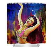 Kaatil Haseena Shower Curtain