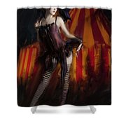 Kaia Shower Curtain