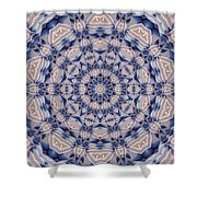 Kaleidoscope 19 Shower Curtain