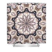 Kaleidoscope 21 Shower Curtain