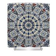 Kaleidoscope 29 Shower Curtain