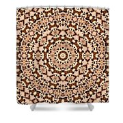 Kaleidoscope 30 Shower Curtain